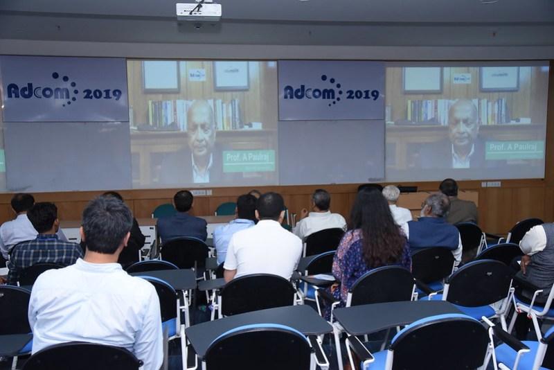 ADCOM2019-Keynote Dr. A Paulraj