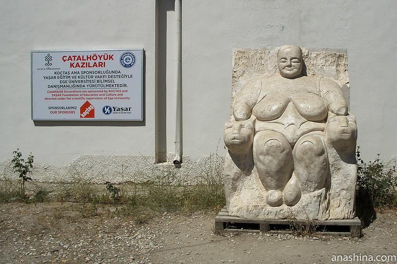 Чатал-Хююк, Турция
