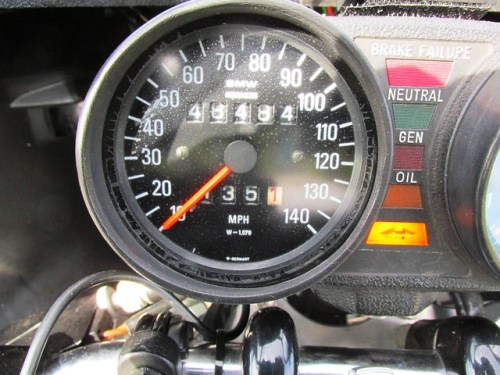 Today's Double (or Triple) Speedometer Palindrome