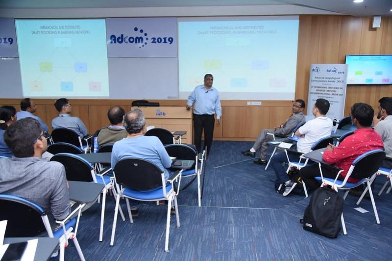 ADCOM2019-Keynote Dr. Dilip Krishnaswamy