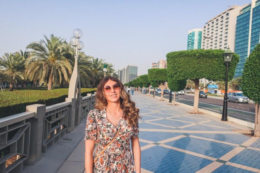 Corniche Beachwalk