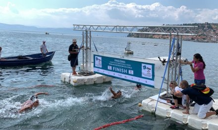 Si chiude in Cina la Marathon Swim World Series 2019