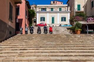 Portoferraio Treppe