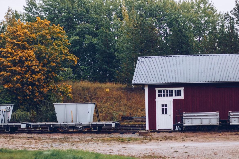 Museijärnvägen Mariefred - reaktionista.se