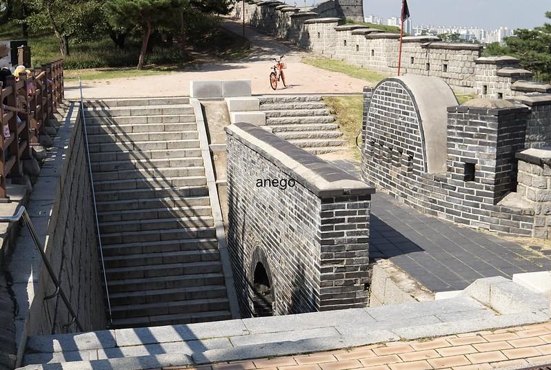 水原華城 東暗門