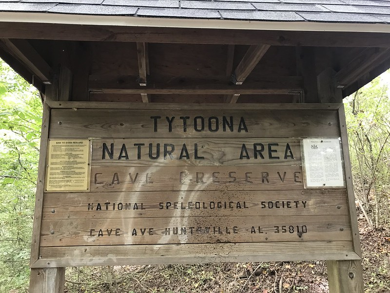 Tytoona Natural Area Cave Preserve