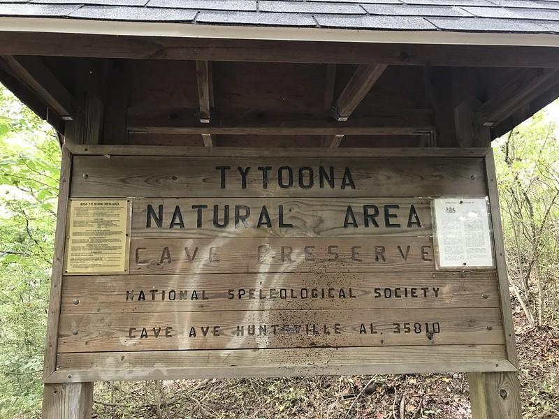 Tytoona Natural Area Cave Preserve