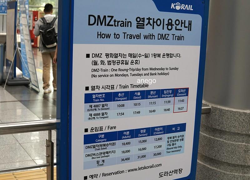 DMZ Trainについて