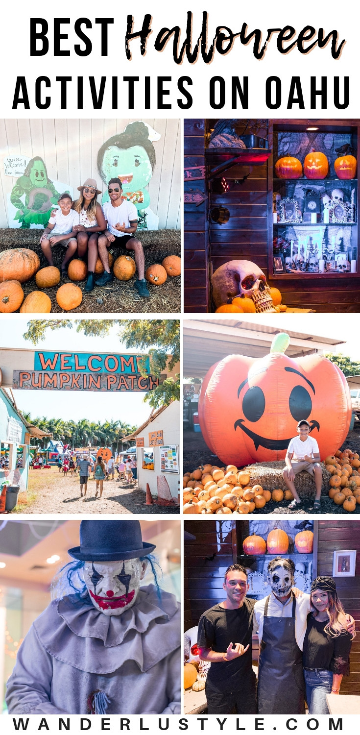 BEST HALLOWEEN ACTIVITIES ON OAHU