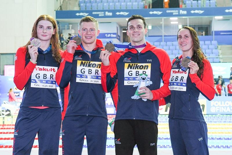 British Swimming World Class Programme: 48 nuotatori selezionati