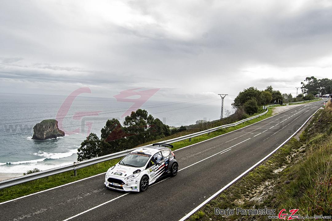 Rally de Llanes 2019 - Borja Fernandez