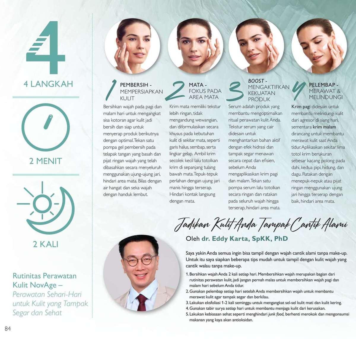 Katalog Oriflame November 2019 Hal 084
