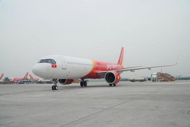Vietjet - A321neo ACF (6)