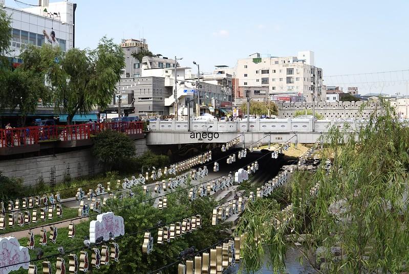 水原伝統市場 橋