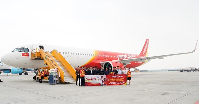 Vietjet - A321neo ACF (2)