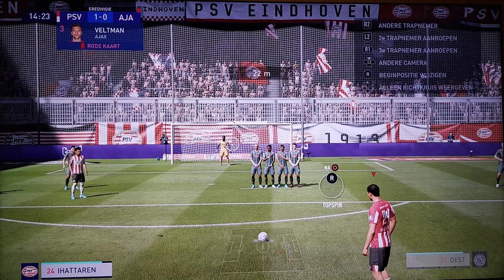 FIFA 20 vrije trap new feature