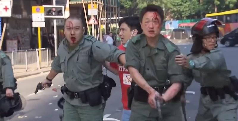 Hongkonški prosvjed