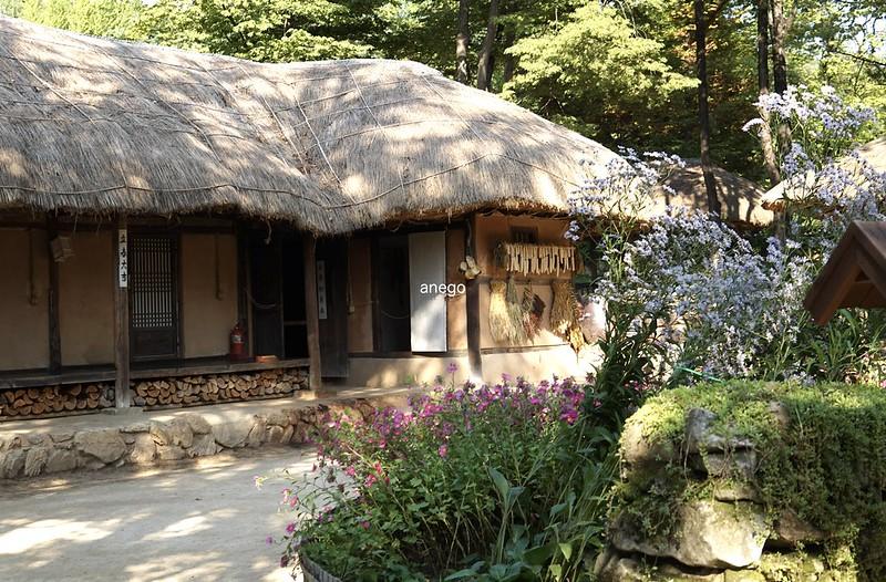 韓国民俗村 ホンシム