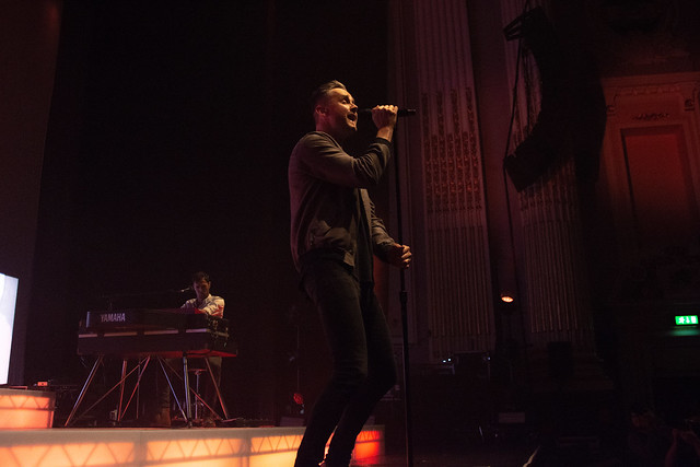 Keane - Usher Hall Edinburgh 2nd October 2019