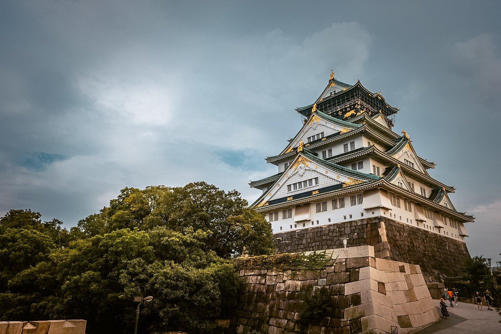 Osaka Castle | 2 Days in Osaka