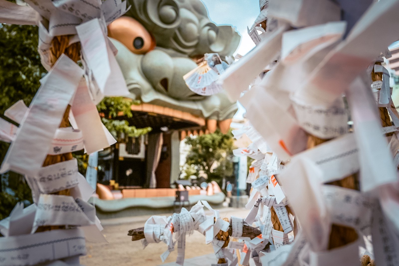 Namba Yasaka Shrine | 2 Days in Osaka