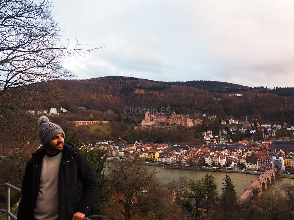 Heidelberg · Ruta y preparativos parta viajar y visitar los mejores y más bonitos pueblos de la Selva Negra en Navidad