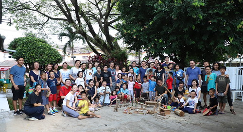 【2019再訪馬來西亞雙溪大年、檳城】小太陽幼兒園親子木工坊:雨林國家的天然素材多豐富!