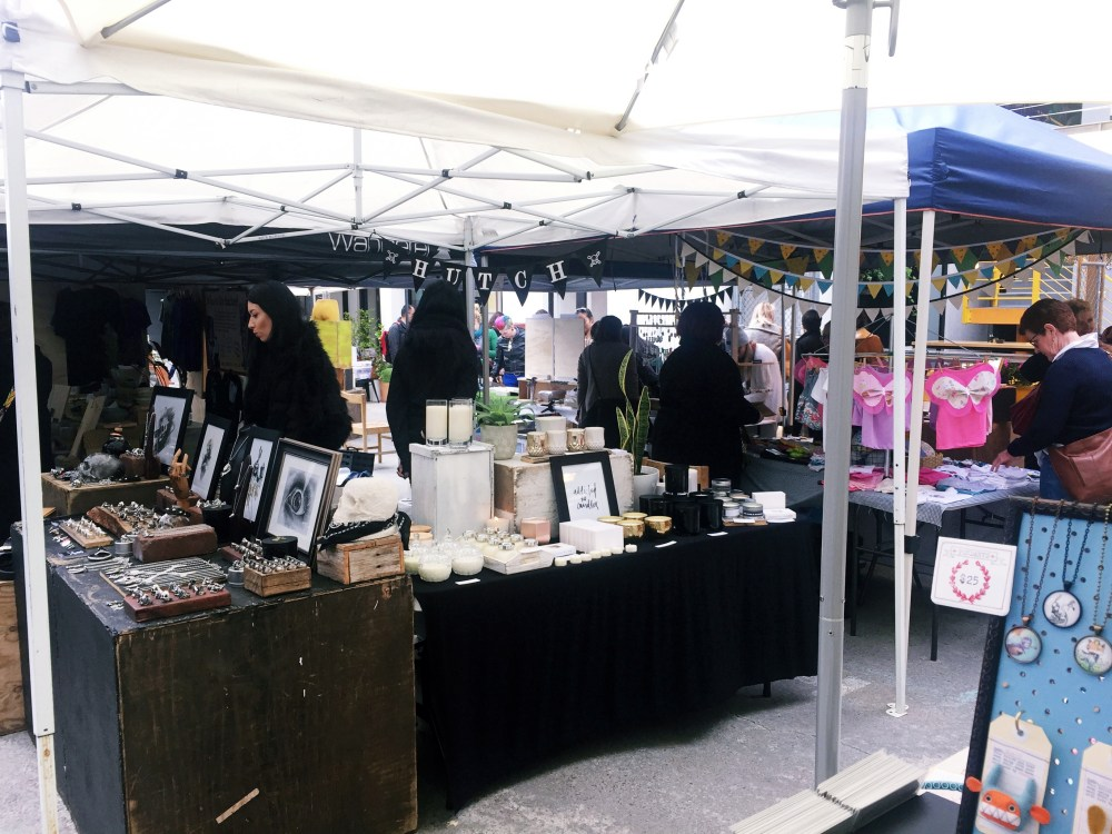 2 July 2016: The Rose Street Artists' Market | Fitzroy, Melbourne, Australia