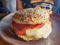 Breakfast Sandwich at Bar Hygge