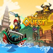 Thumbnail of A Knight's Quest on PS4