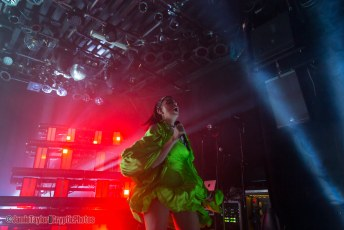 Charli XCX + Brooke Candy @ The Commodore Ballroom - October 5th 2019