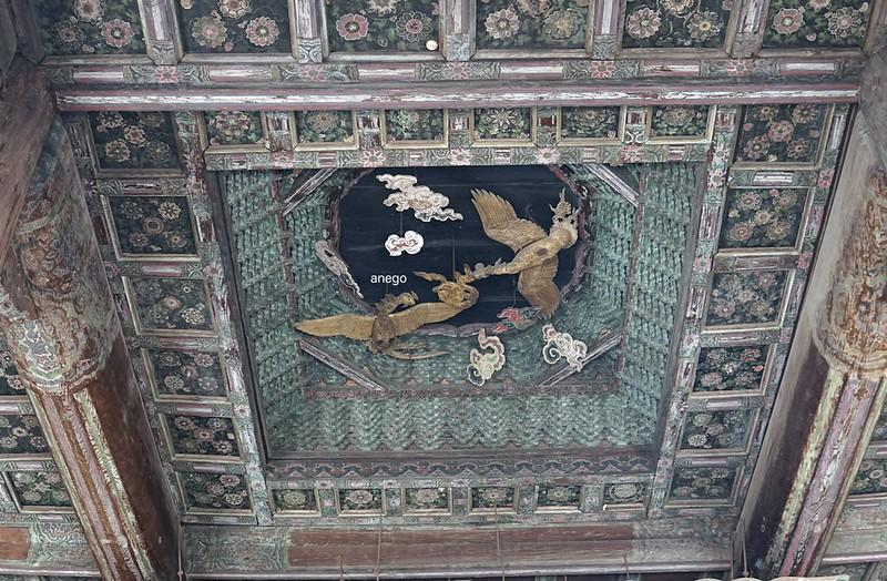 昌慶宮 明政殿 鳳凰