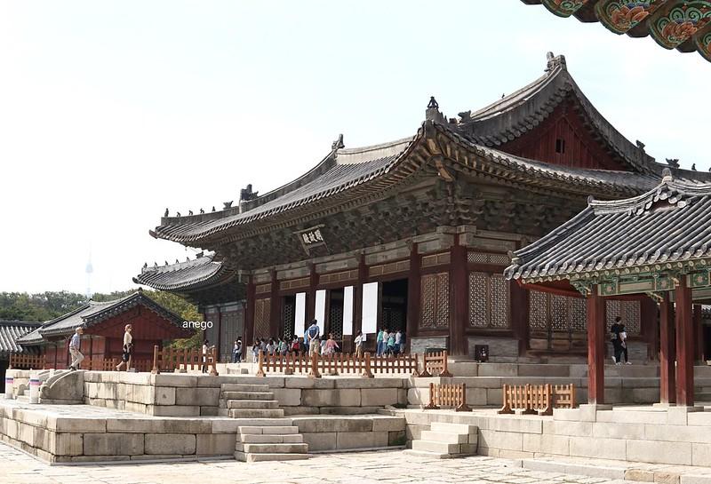 昌慶宮 明政殿