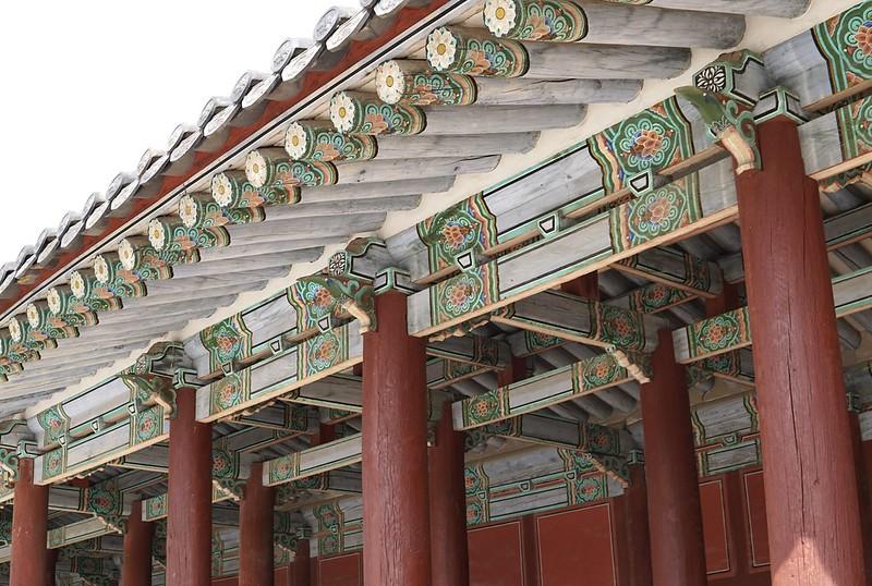 昌慶宮 明政殿 回廊