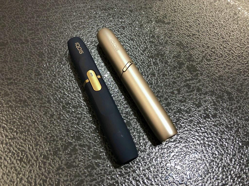 IQOS 2.4 e-cigarette image