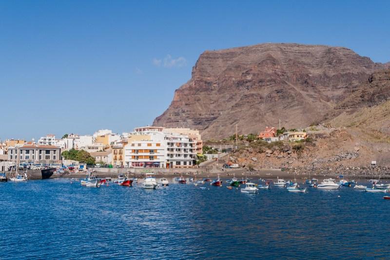 Hafen von Vueltas