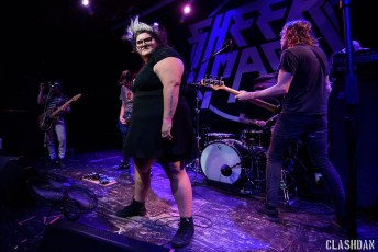 Sheer Mag @ Motorco Music Hall in Durham NC on October 4th 2019