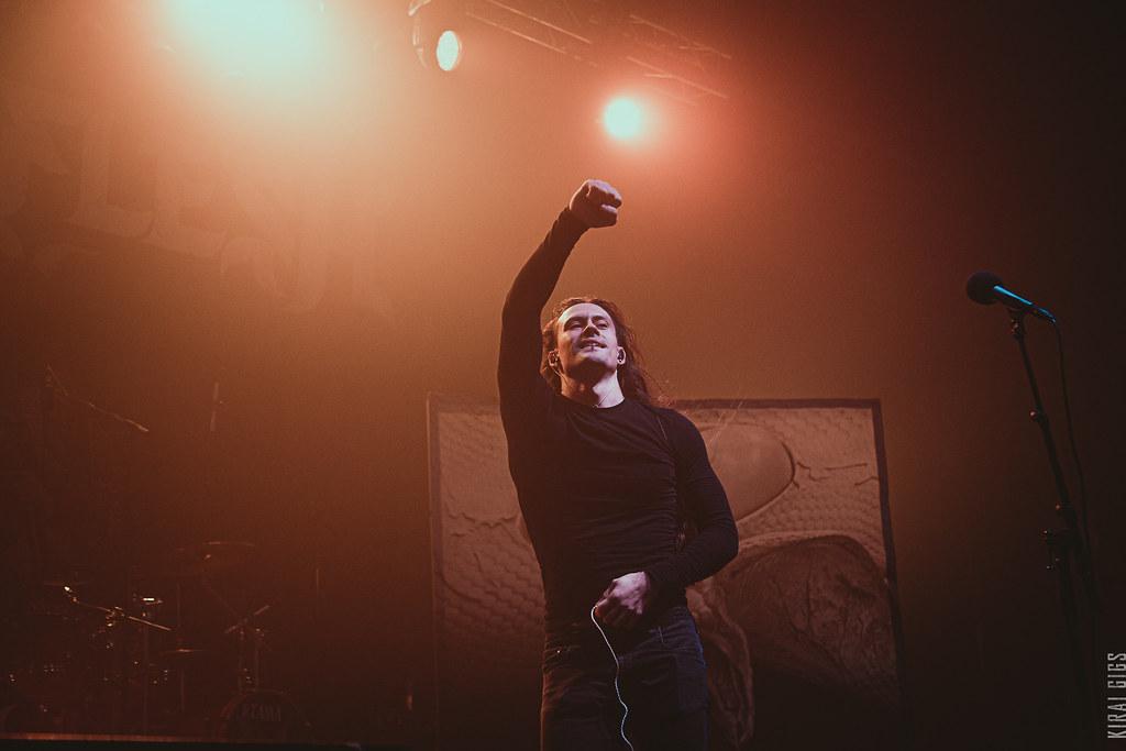 Septicflesh - Live at Bingo, Kyiv [09.10.2019]