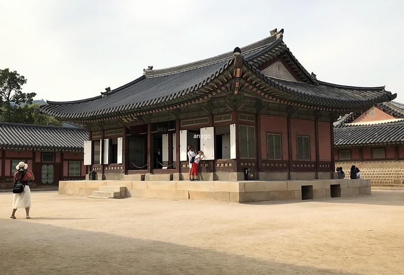 景福宮 建物