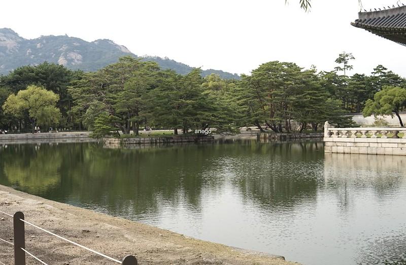 景福宮 池