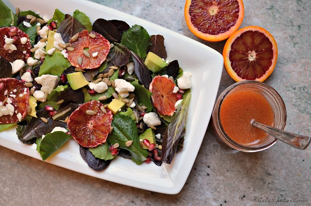 Blood Orange Salad 1