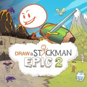 Thumbnail of Draw a Stickman EPIC 2 on PS4