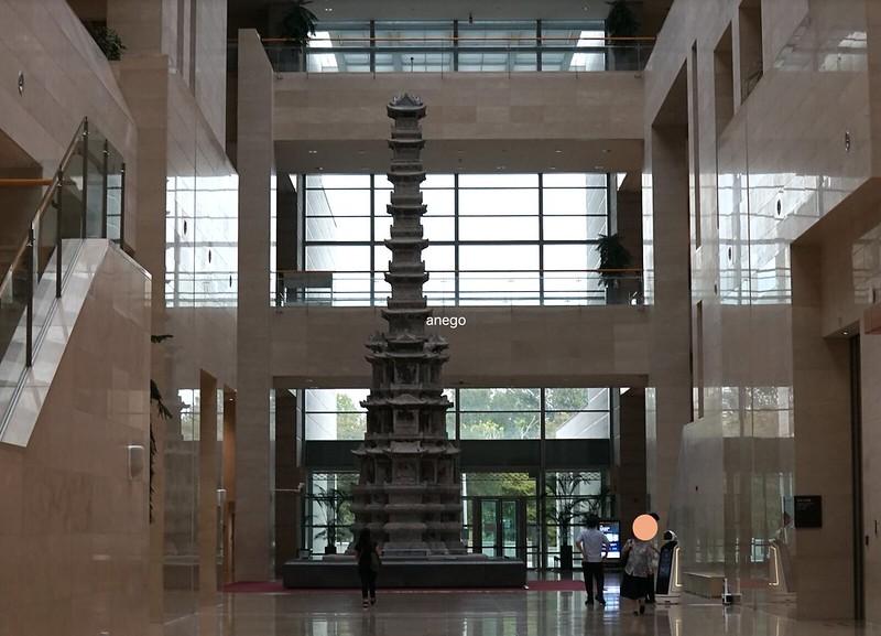 中央博物館 石塔
