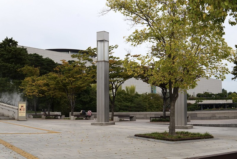 中央博物館 建物