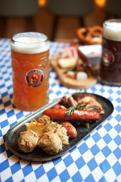 Mixed Bavarian Platter