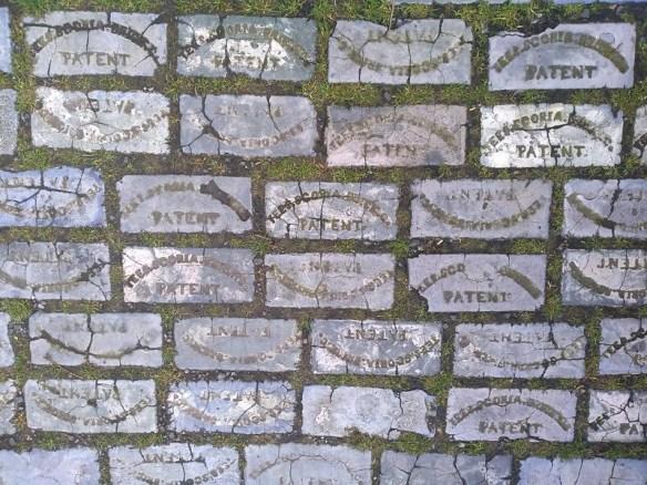 Tees Scoria Brick Company - Patent - Skelton