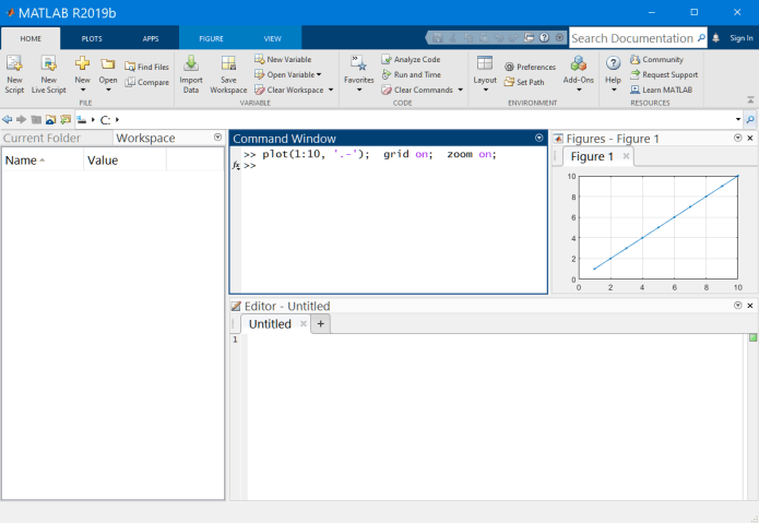 Working with Mathworks Matlab R2019b (9.7.0) full license