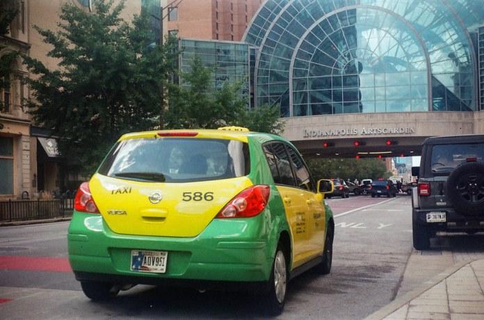 Tiny taxi