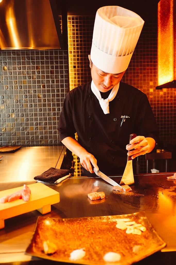 Kobe Steak at Ishidaya