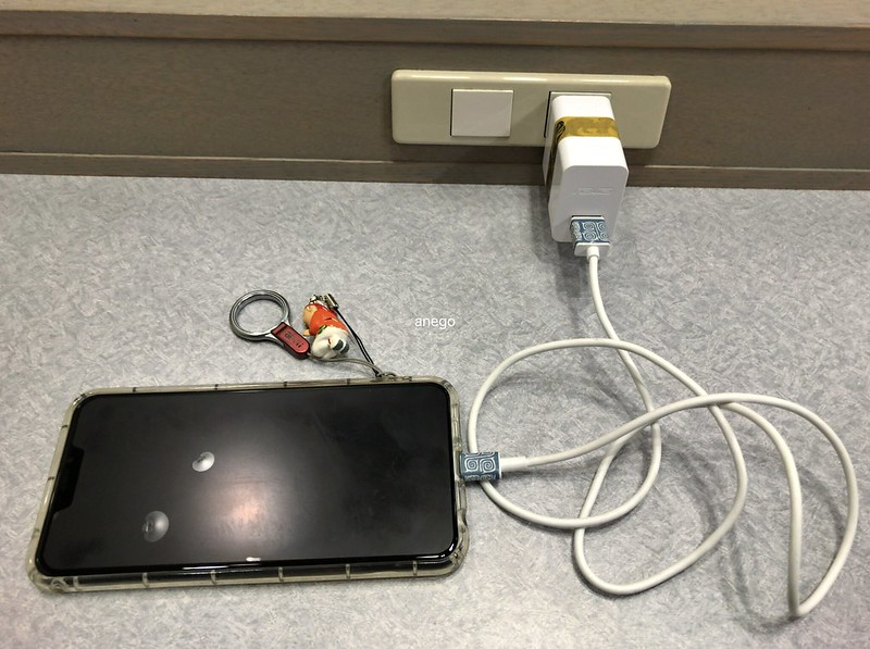 福岡空港 充電
